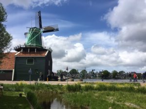 Exploring Dutch culture.
